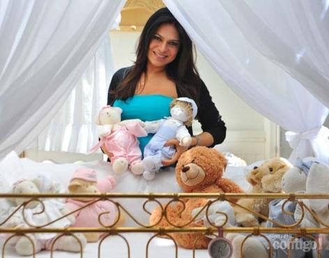 Decoração do quarto dos gêmeos da Jornalista Rosana Jatobá