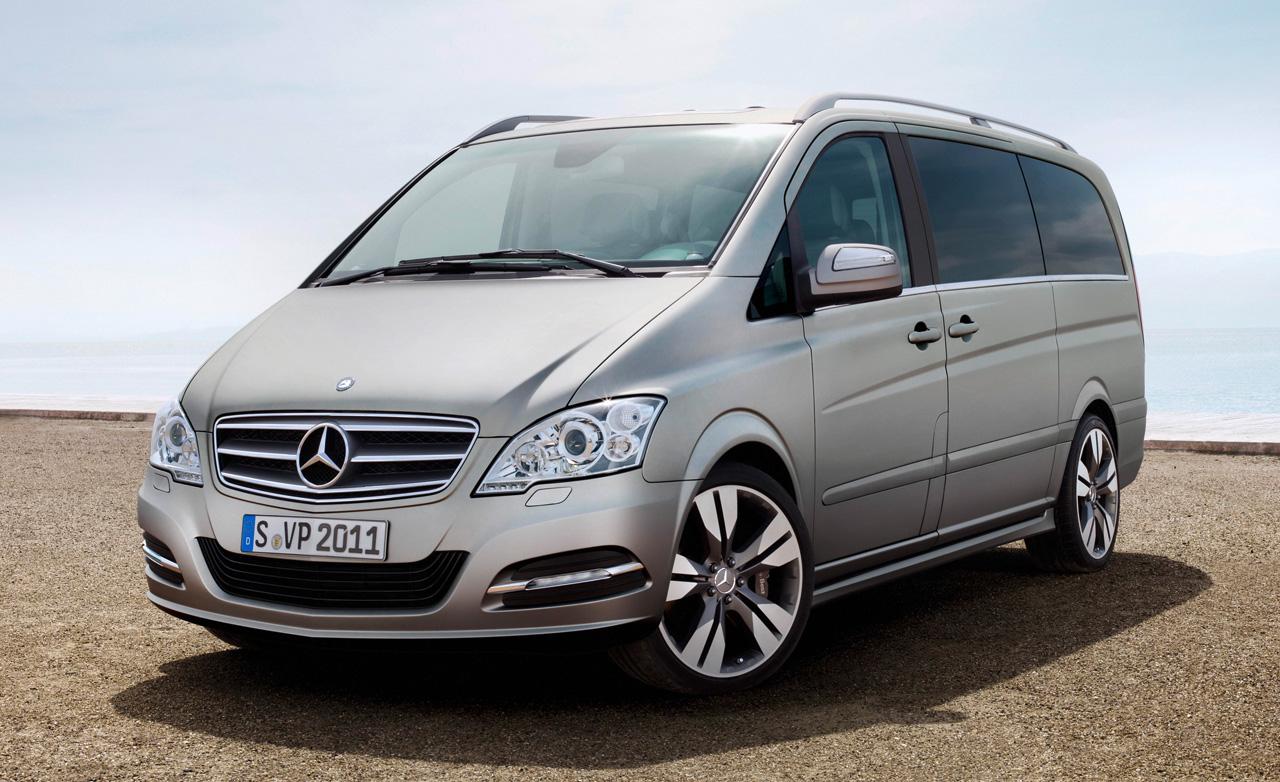 Informative blog mercedes van for Minivan mercedes benz