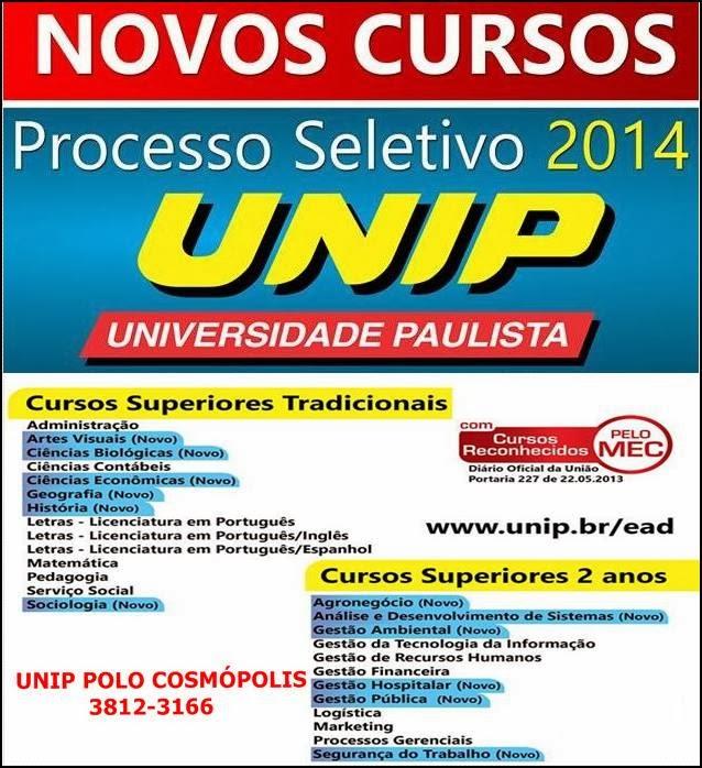 Unip cursos