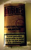 Tabaco sin aditivos Origenes