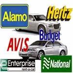 Rental Car companies