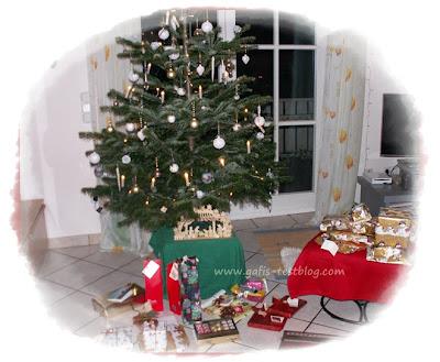 Weihnachtsgeschenke - 2012