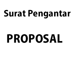 surat pengantar ptoposal budidaya ikan nila