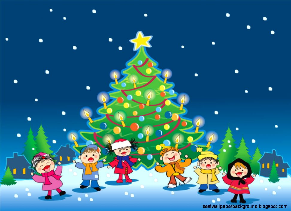 Animated Christmas Wallpaper Backgrounds | Best Wallpaper Background