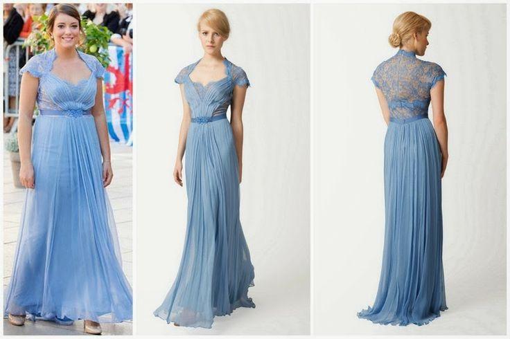 Princess Alexandra in Tadashi Shoji | Newmyroyals & Hollywood Fashion