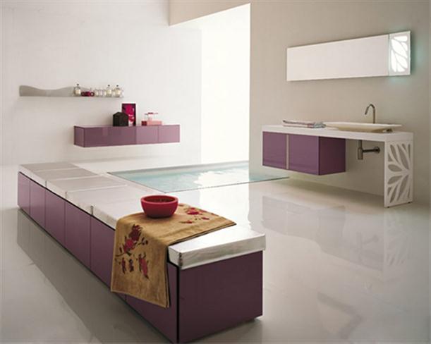 Brighton Beach: Luxury Italian white Bathroom Design Ideas