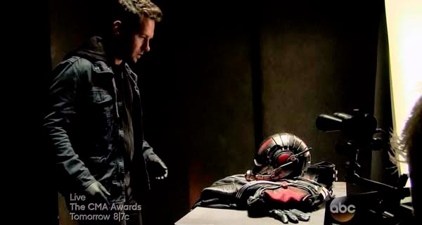 Paul Rudd como Scott Lang en Ant-man 2015