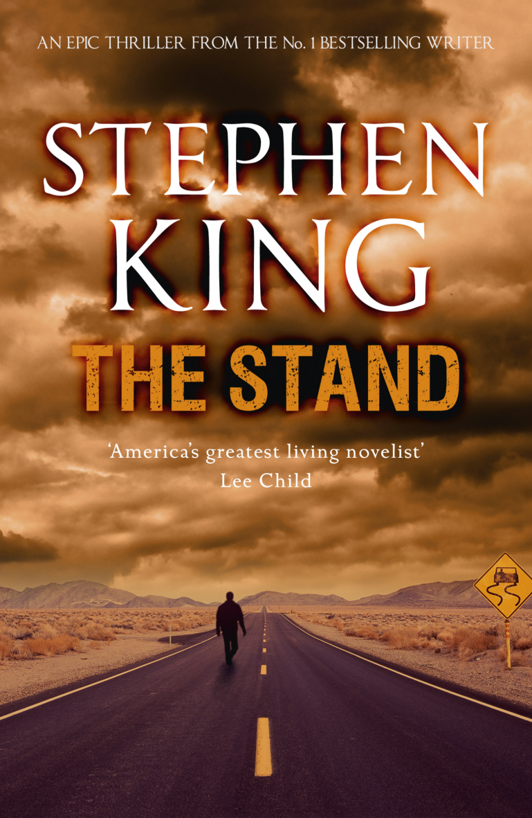 a review of the stand a novel by stephen king Stephen king, who helped adapt his novel for this production, appears several times as one of the citizens of new boulder look very sharp for a grown-up mike lookinland, the youngest brady bunch son, as a military sentinel, and kareem abdul-jabbar as the streetwise voice of doom in a collapsing manhattan beseiged by man-made plague.
