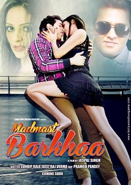 Madmast Barkhaa (2015) Hindi Movie DVDScr Free Download