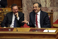 Κανένας, εκτός από τον πρωθυπουργό Αντώνη Σαμαρά, δεν πανηγυρίζει στην Ευρώπη ή στις ΗΠΑ για τις αποφάσεις του Eurogroup