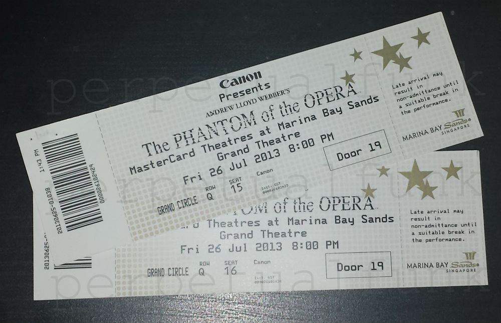 Nails, beauty, everything in between: Phantom of the Opera - review ...