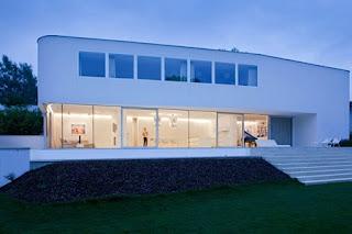 Residencia Sostenible En Austria, Sistema de Ahorro de Agua y Energía