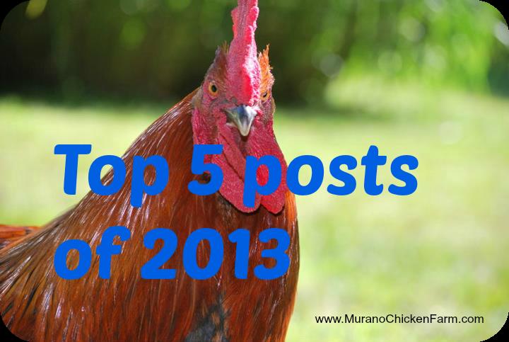 best chicken blog posts
