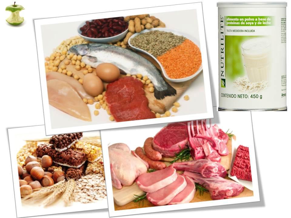 Nutricion y bienestar qu alimentos son m s ricos en prote nas - Alimentos vegetales ricos en proteinas ...