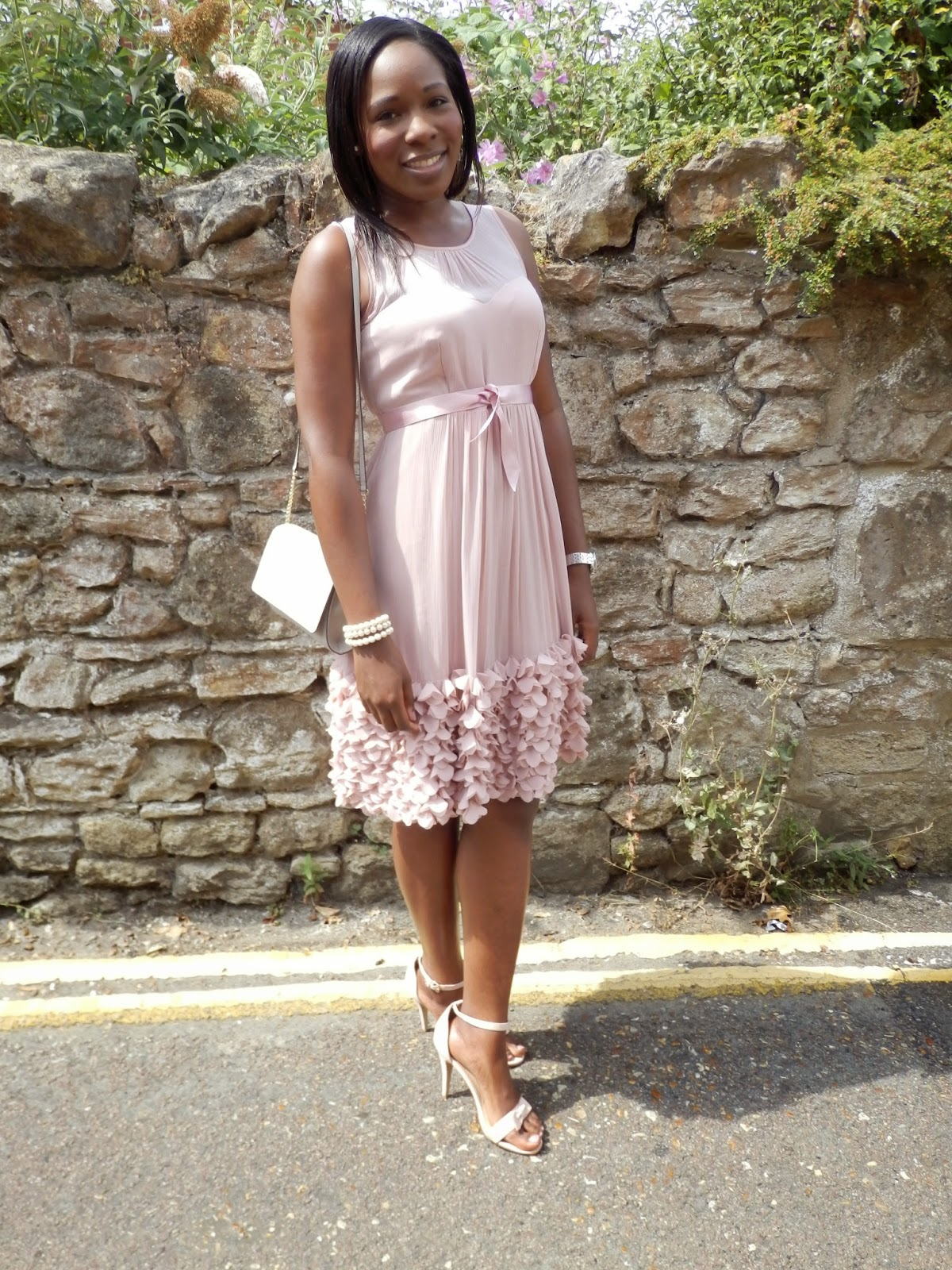 doyounoah: Outfit of the Day - Wedding Guest Dress