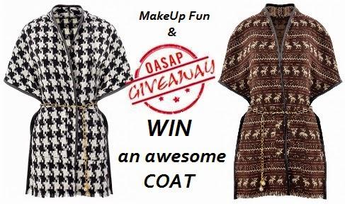 Win a Coat! Oasap Giveaway
