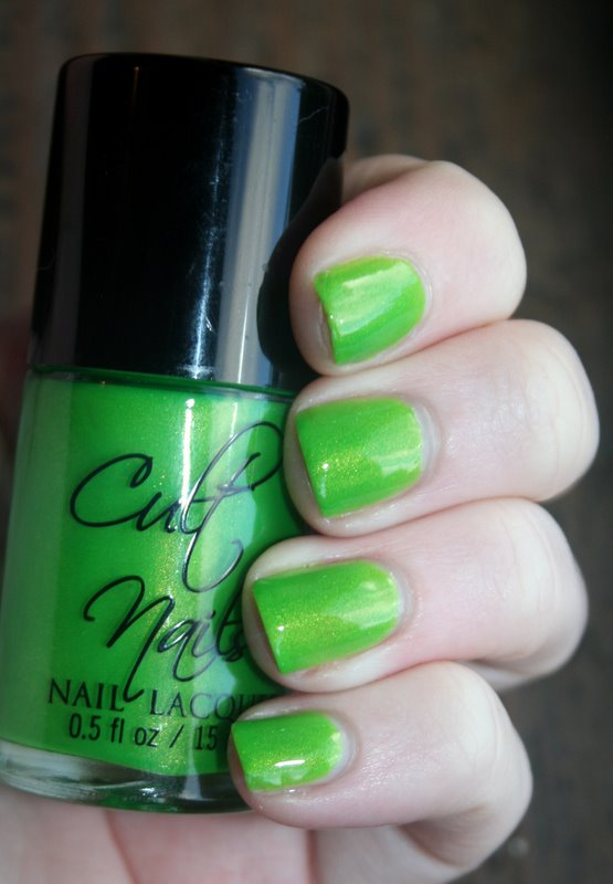 Cult Nails Deal With It Swatch