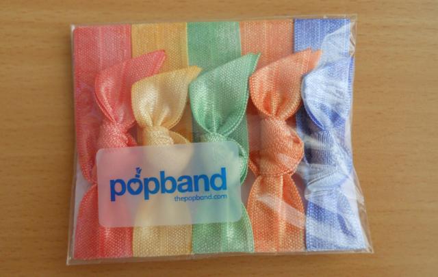 popband, popband hair tye