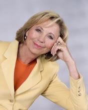 Helga König im Gespräch mit Maria Freifrau von Welser