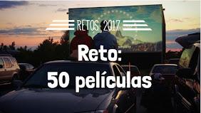 Reto: 50 películas
