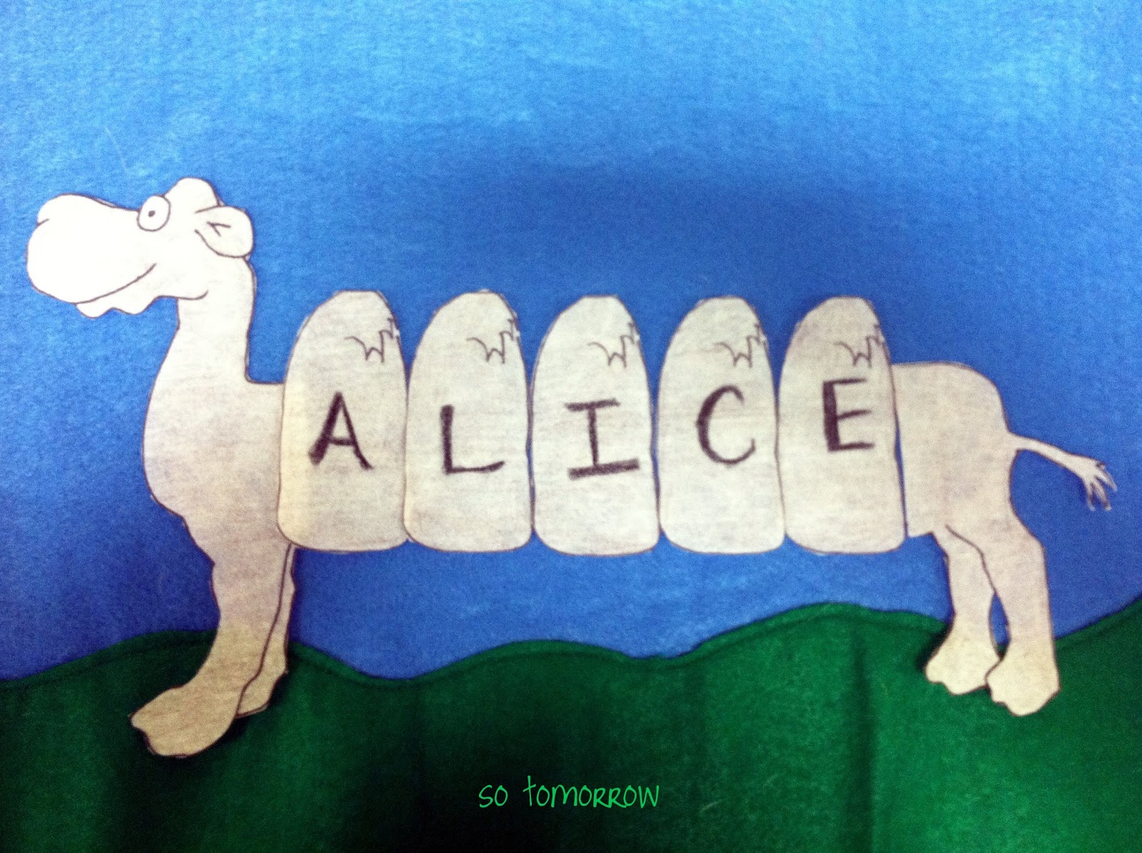 Barney – Sally the Camel Lyrics | Genius Lyrics