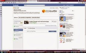 Facebook Pubblicare Feed