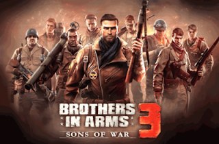 Brothers in Arms 3 v1.0.0 (2015) [Android]