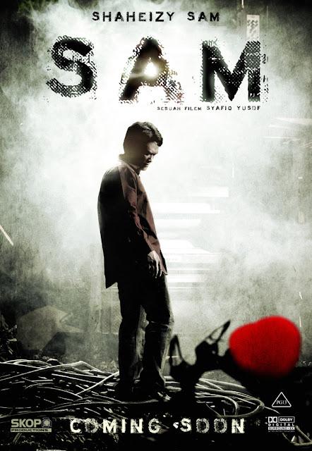 Poster filem SAM