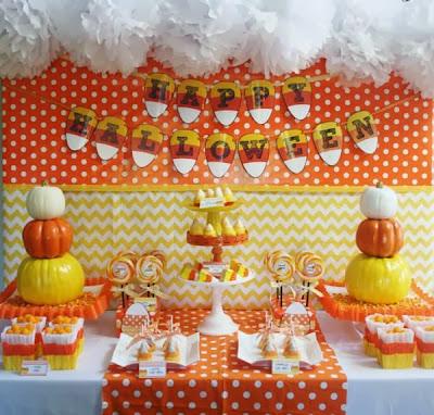 Ideas para fiestas de halloween para ni os decoraciones - Fiesta halloween infantil ...
