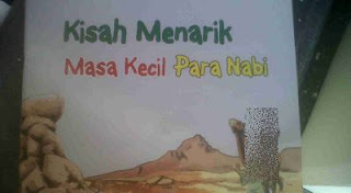 buku bergambar nabi muhammad