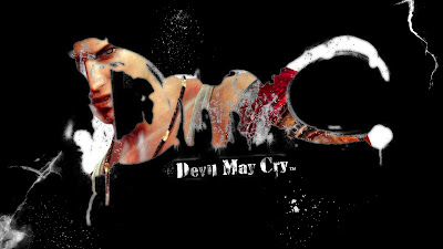 DMC Devil May Cry Logo Wallpaper