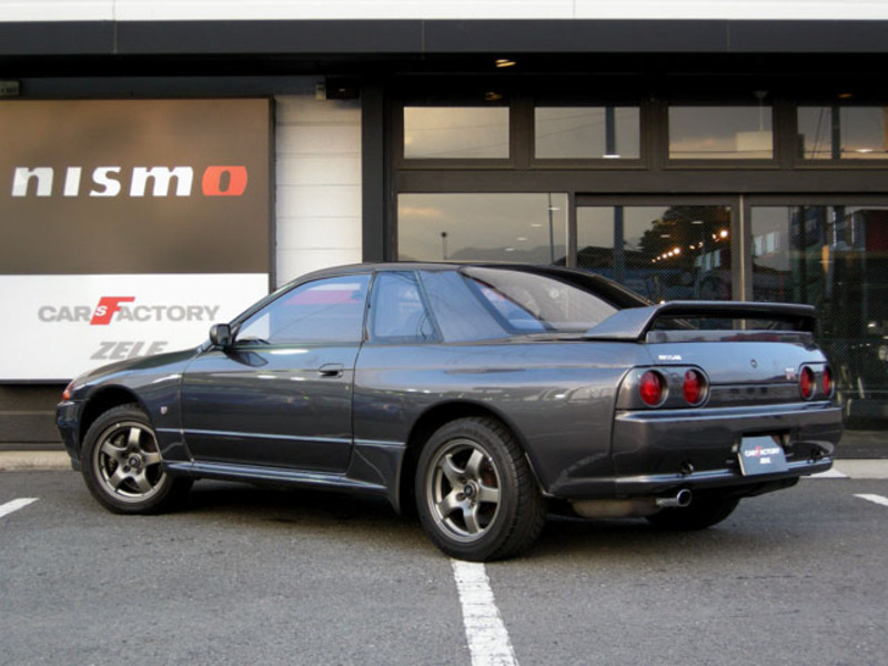 This Is What A Fully Stock Nismo R32 Would Have Looked Like When New. Note  How The Nismos Came On The Same 16 Inch Wheels As Other GT Rs Of The Time.