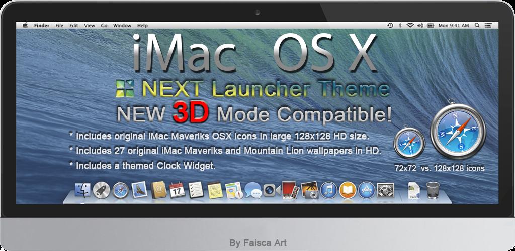 http://faisca-art.blogspot.com.es/2013/12/imac-3d-next-launcher-theme.html