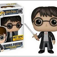 Funko Pop! Harry Potter Hot Topic