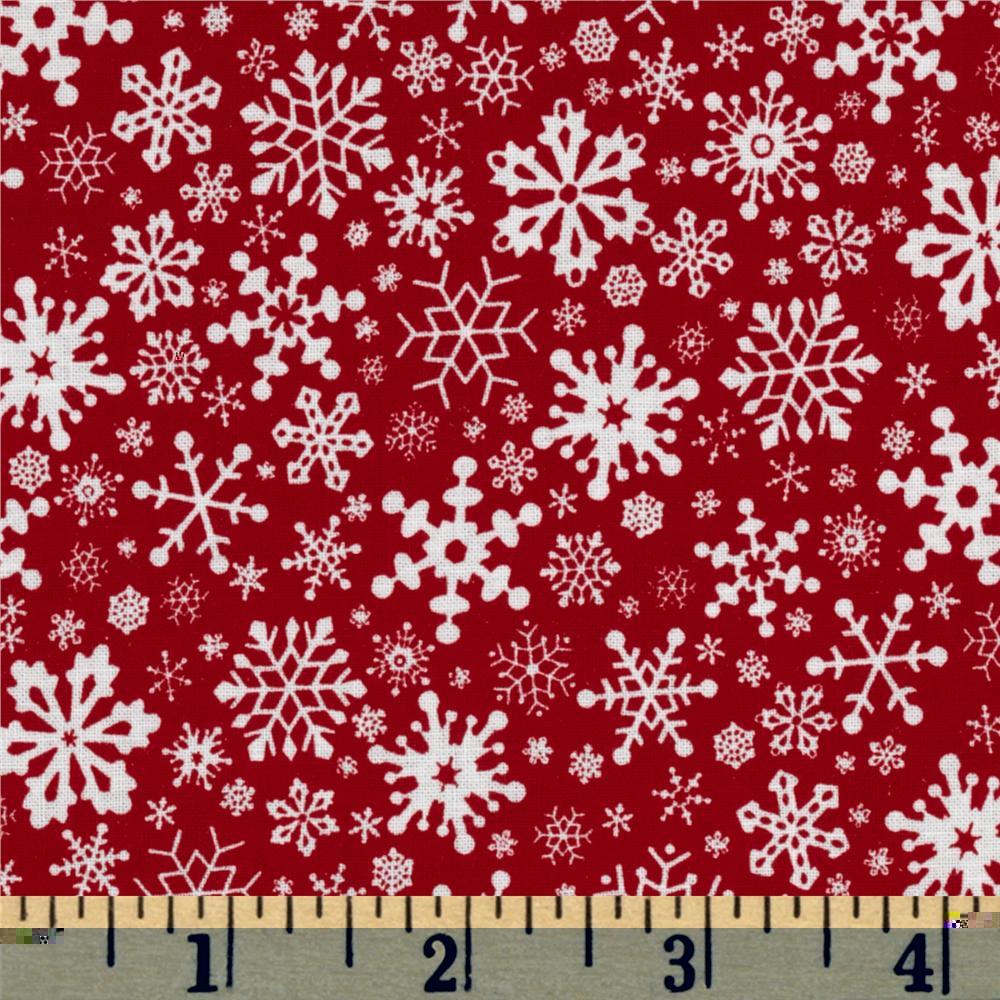 Sassy Apron: More Christmas fabric