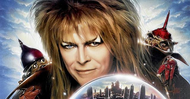 David Bowie em O Labirinto (foto: divulgação)