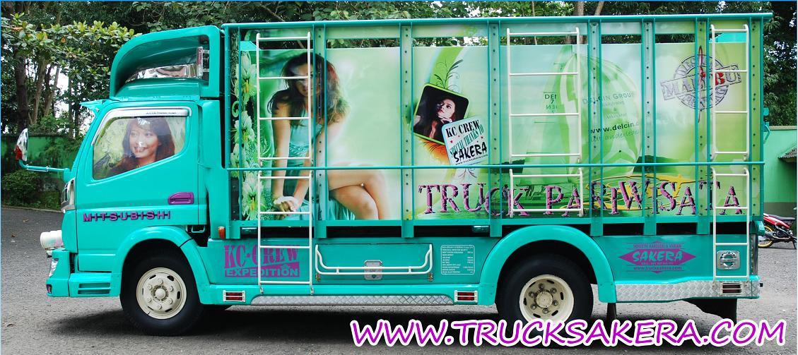 modifikassi truck extreem gan gulirbawah