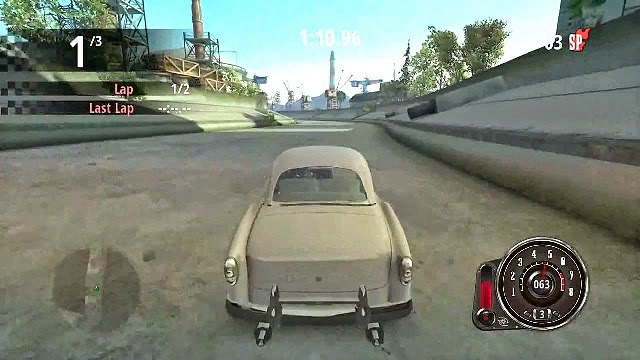Motorama Classic Racing PC Games Gameplay