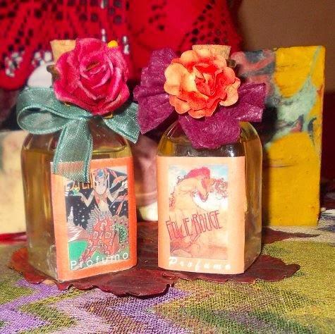 Foli rouge parfume