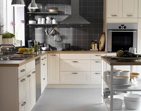 Kitchen Ikea  Kitchen Ideas