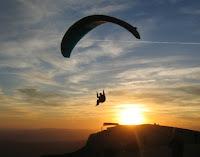 Pico do Jabre é o cenário ideal para praticar esportes radicais
