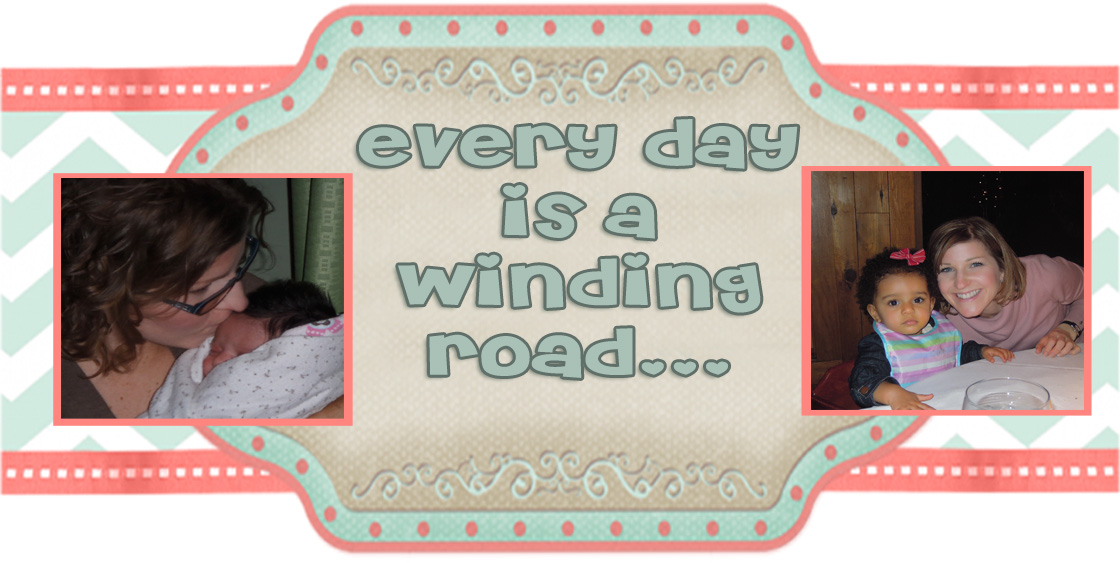 Every Day is a Winding Road