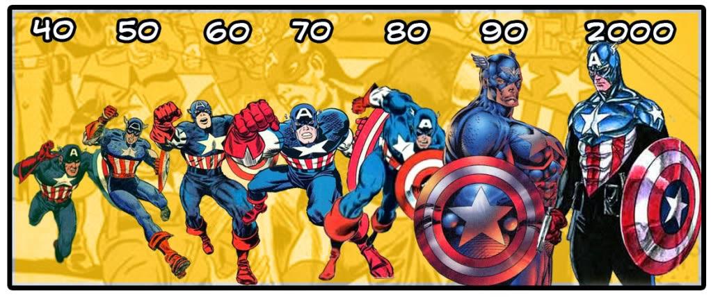 Kid In Captain America Costume Gets Run Over