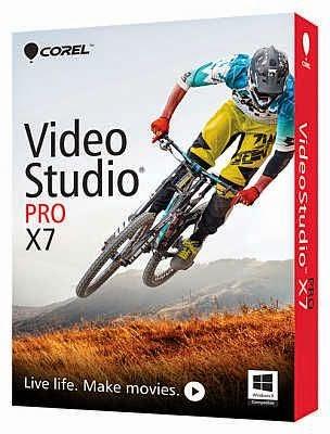 Corel VideoStudio Pro X7 v17.0.0.249 Key