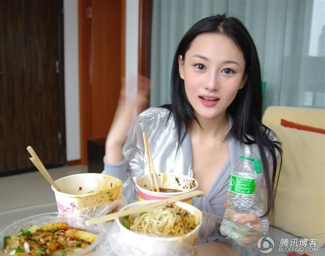 Indian actoresses viann zhang xinyu wet body y photo for mr zhai jpg