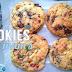 Cookies aux mnm's