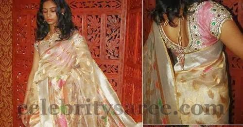 Printed Silk Blouses