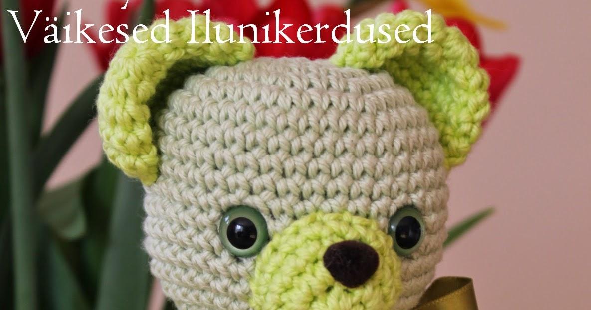 Amigurumi Little Bear : Vaikesed Ilunikerdused: Vaike m?mmik - amigurumi ?petus ...