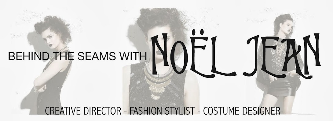BEHIND THE SEAMS WITH NOËL JEAN