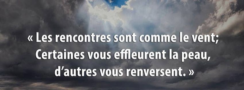 Belle photo de couverture facebook inspirante